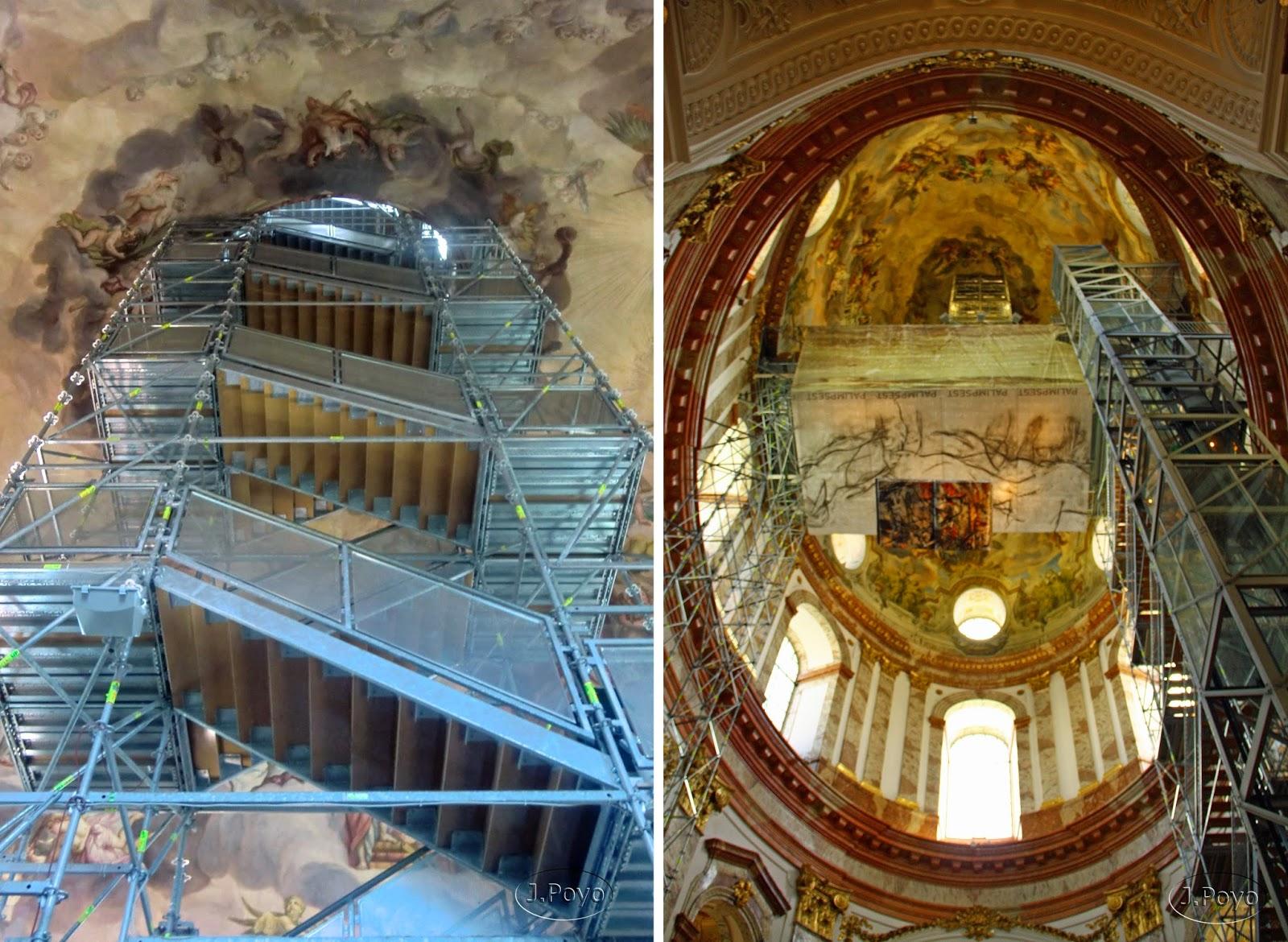 Iglesia de San Carlos Borromeo de Viena