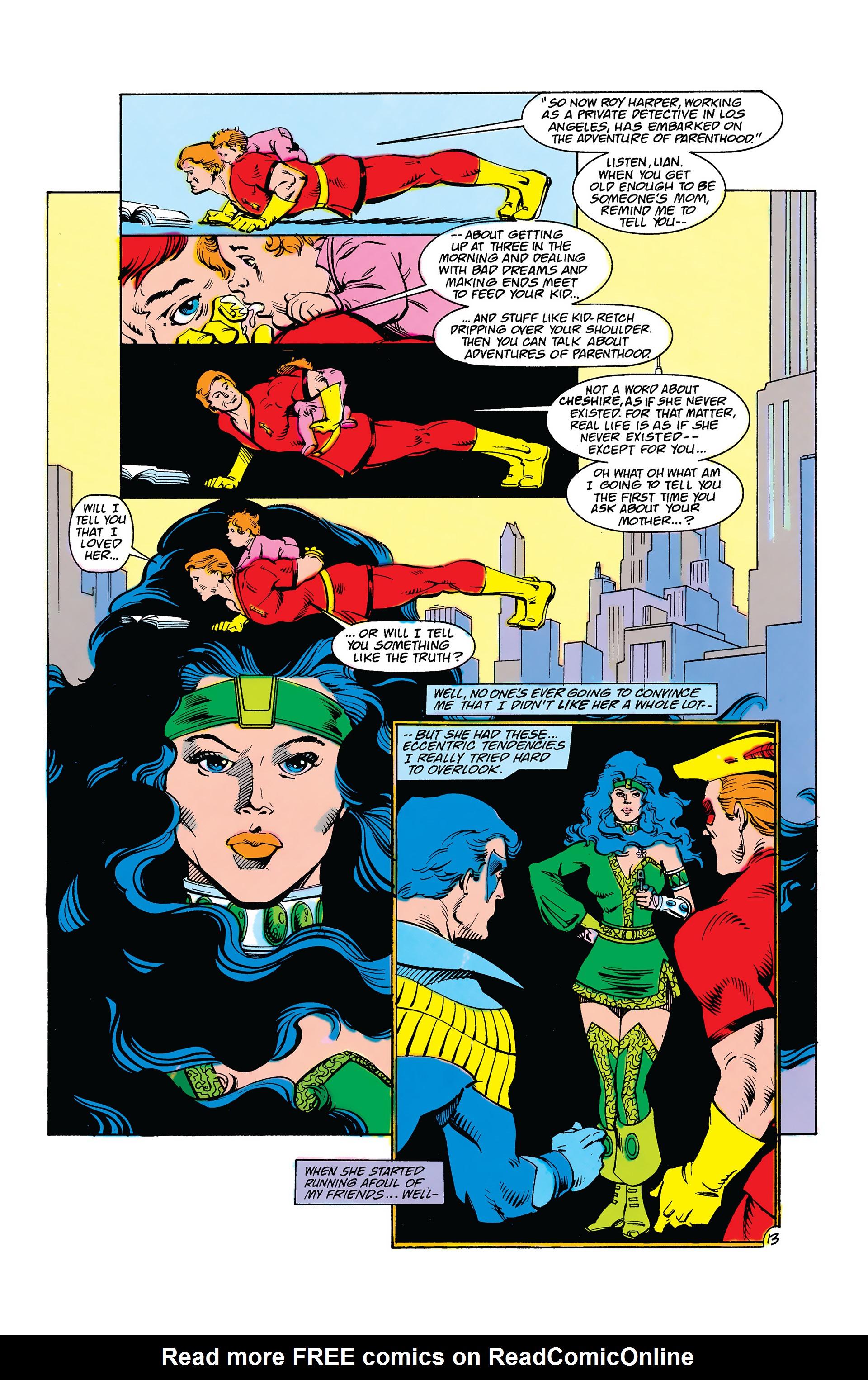 Read online Secret Origins (1986) comic -  Issue #38 - 36