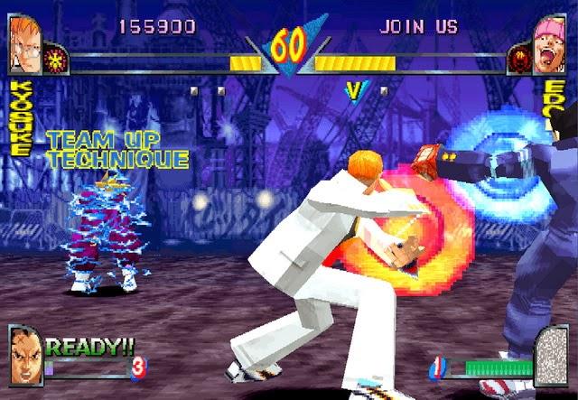 Rival School: United by Fate+game+arcade+portable+fighting 3d+videojuegoescargar gratis
