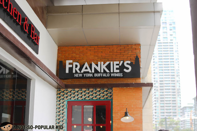 Frankie's New York Buffalo Wings in BGC