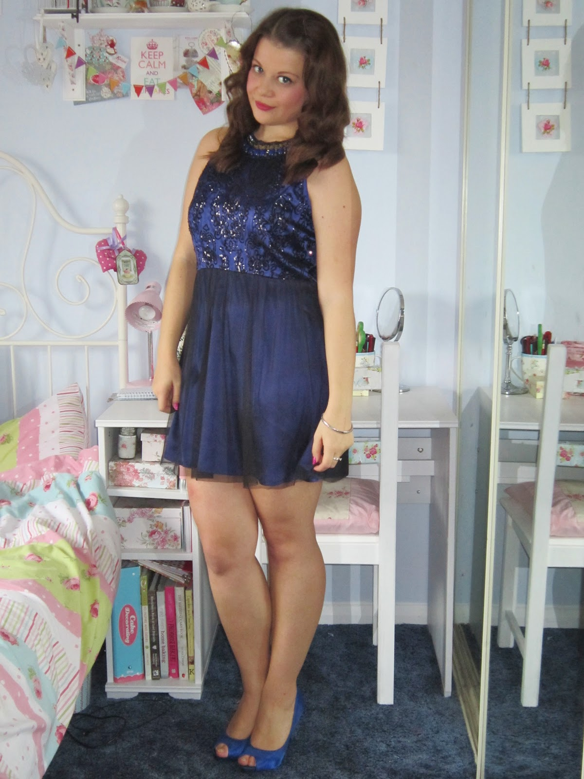e416118aad1 Christmas Party Dress from Matalan ♥