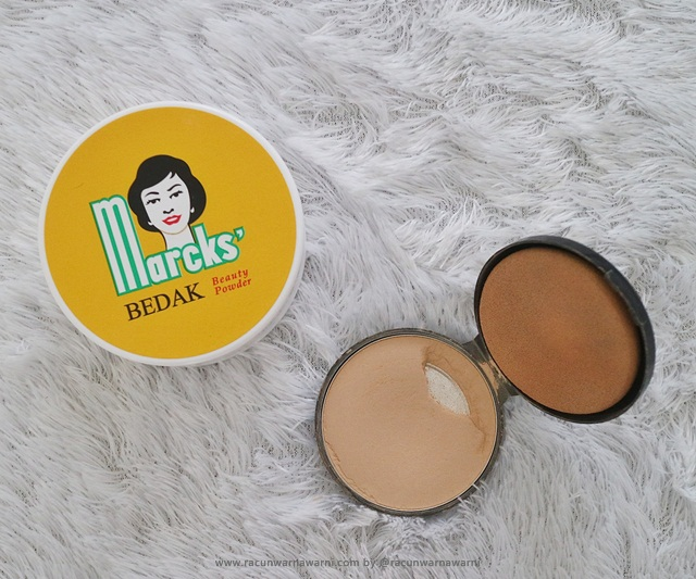 Bedak Marcks Makeover Favorit 2018