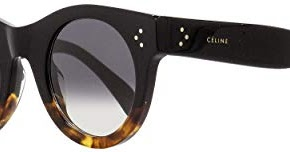 25c095701c Celine Cl41440 F S 100% Authentic Women s Sunglasses Black Tortoise Havana  Fu5w2 2019 - sunglasses
