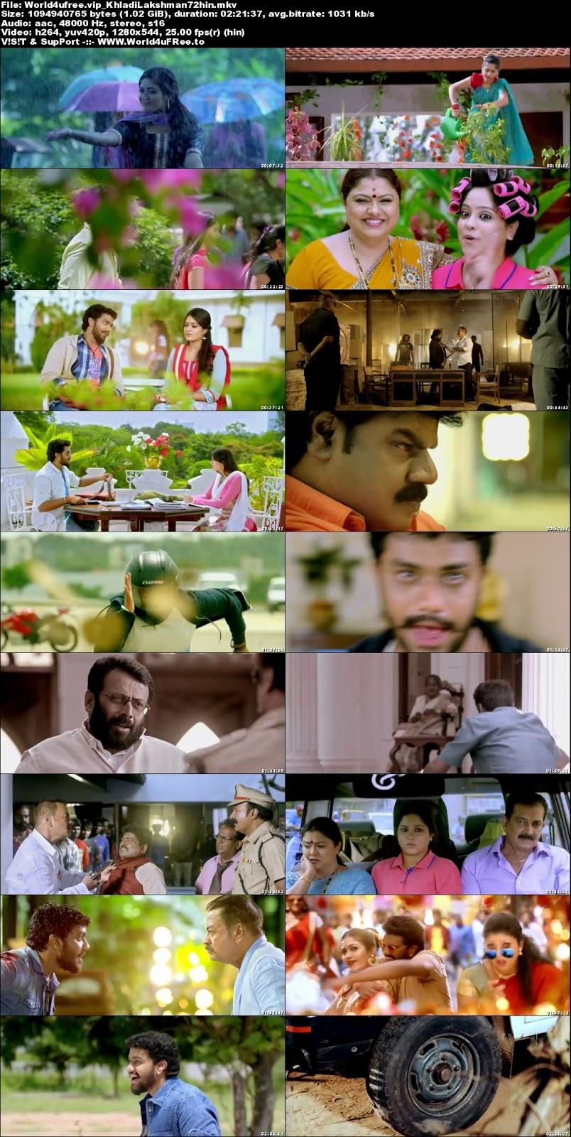 Khiladi Lakshmana 2018 Hindi Dubbed 720p WEBRip 1Gb x264 world4ufree.vip , South indian movie Khiladi Lakshmana 2018 hindi dubbed world4ufree.vip 720p hdrip webrip dvdrip 700mb brrip bluray free download or watch online at world4ufree.vip