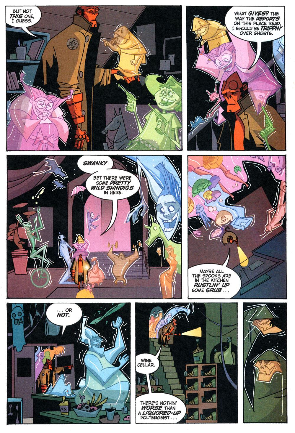 Read online Hellboy: Weird Tales comic -  Issue #4 - 26