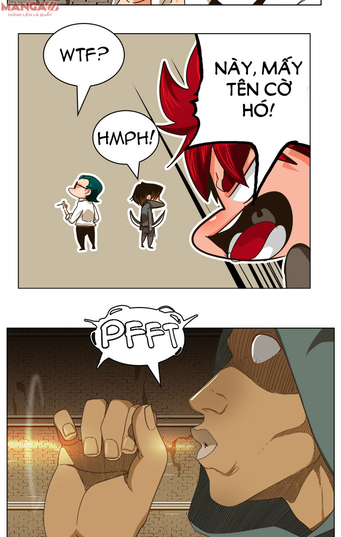 The God Of High School chap 240 page 33 - IZTruyenTranh.com
