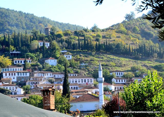 Sirince town in Selcuk