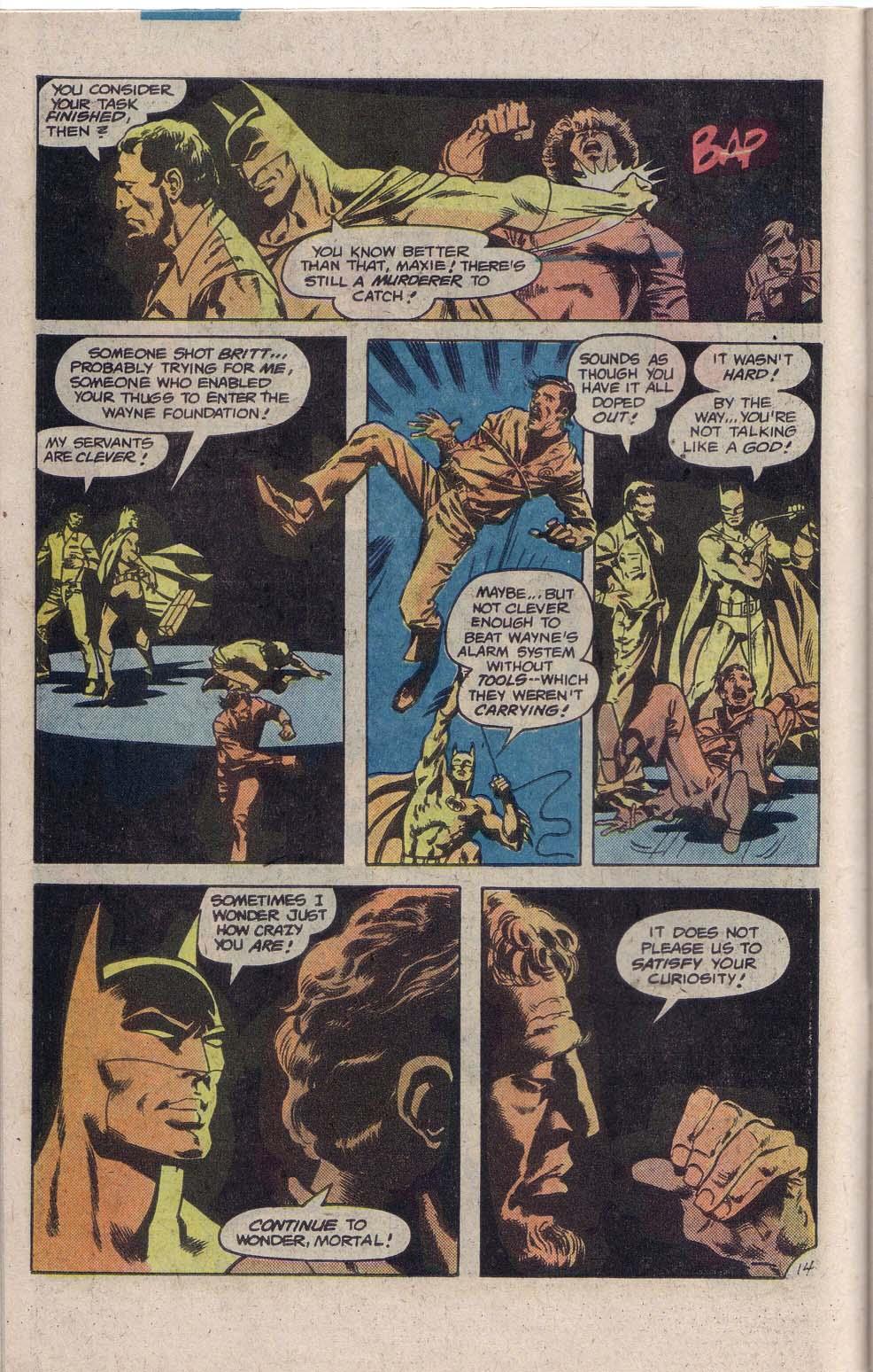 Detective Comics (1937) 491 Page 16
