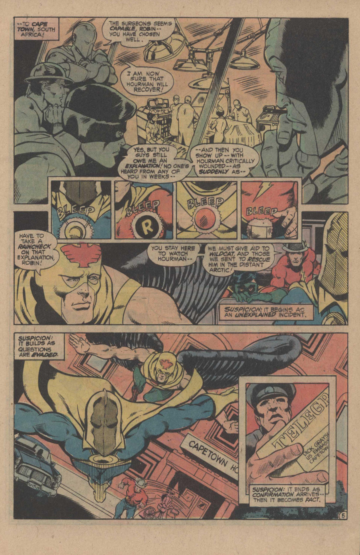 Read online All-Star Comics comic -  Issue #67 - 9