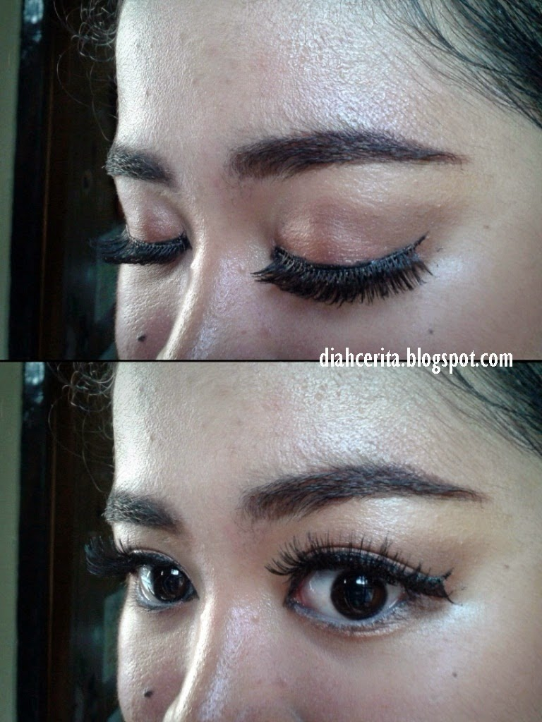 Simple Make Up for End of the Year - Diah's Blog