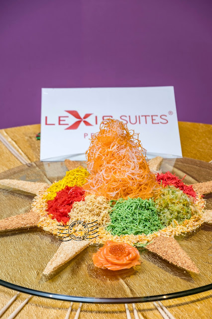 Chinese New Year 2019 Celebration Lexis Suites Penang