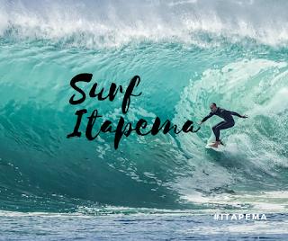 Surf nas águas de Itapema #surf