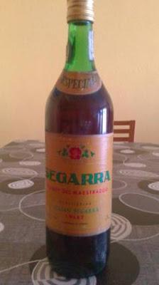 Segarra , brandy , maestrazgo, Chert, Xert, especial, colección