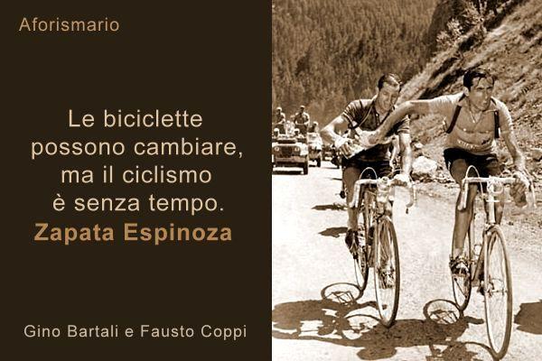 bicicletta frasi famose