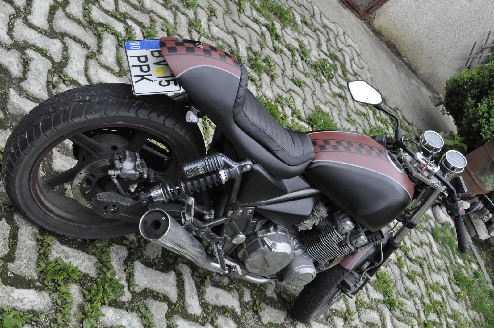 Kawasaki Zephyr Cafe Racer Bastybikes Custom on 87 Honda Magna Wiring Diagram
