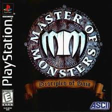 Masters of Monsters - Disciples of Gaia - PS1 - ISOs Download