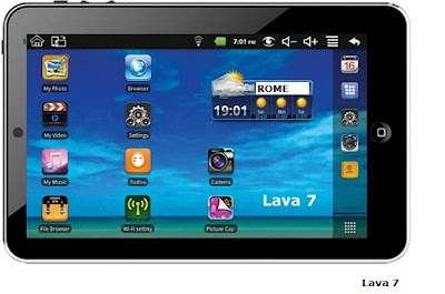 LAVA LT-7008 tablet