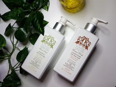 Louise Galvin Sacred Locks Shampoo and Conditioner for Fine Hair