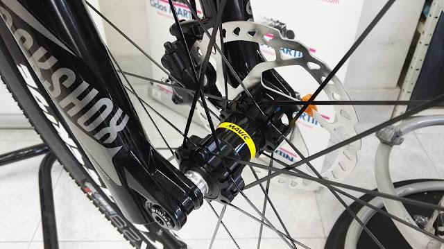 ruedas tubeless Crossride Conor WRC Titan