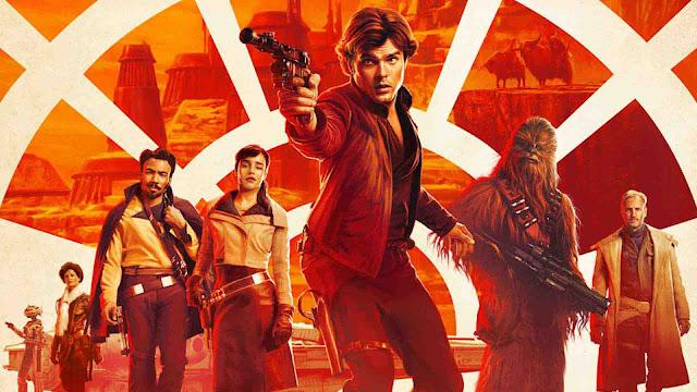 فيلم Solo: A Star Wars Story يتصدر البوكس أوفيس العالمي بإيرادات مخيبة للآمال