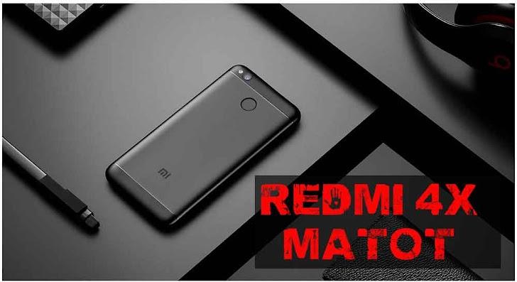 Redmi 4x Matot dan terdeteksi Qualcomm hs-usb qdloader 900E di PC