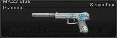 MK.23 Blue Diamond