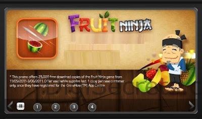 Fruit Ninja HD for PC - Full Version PC HD Game Download