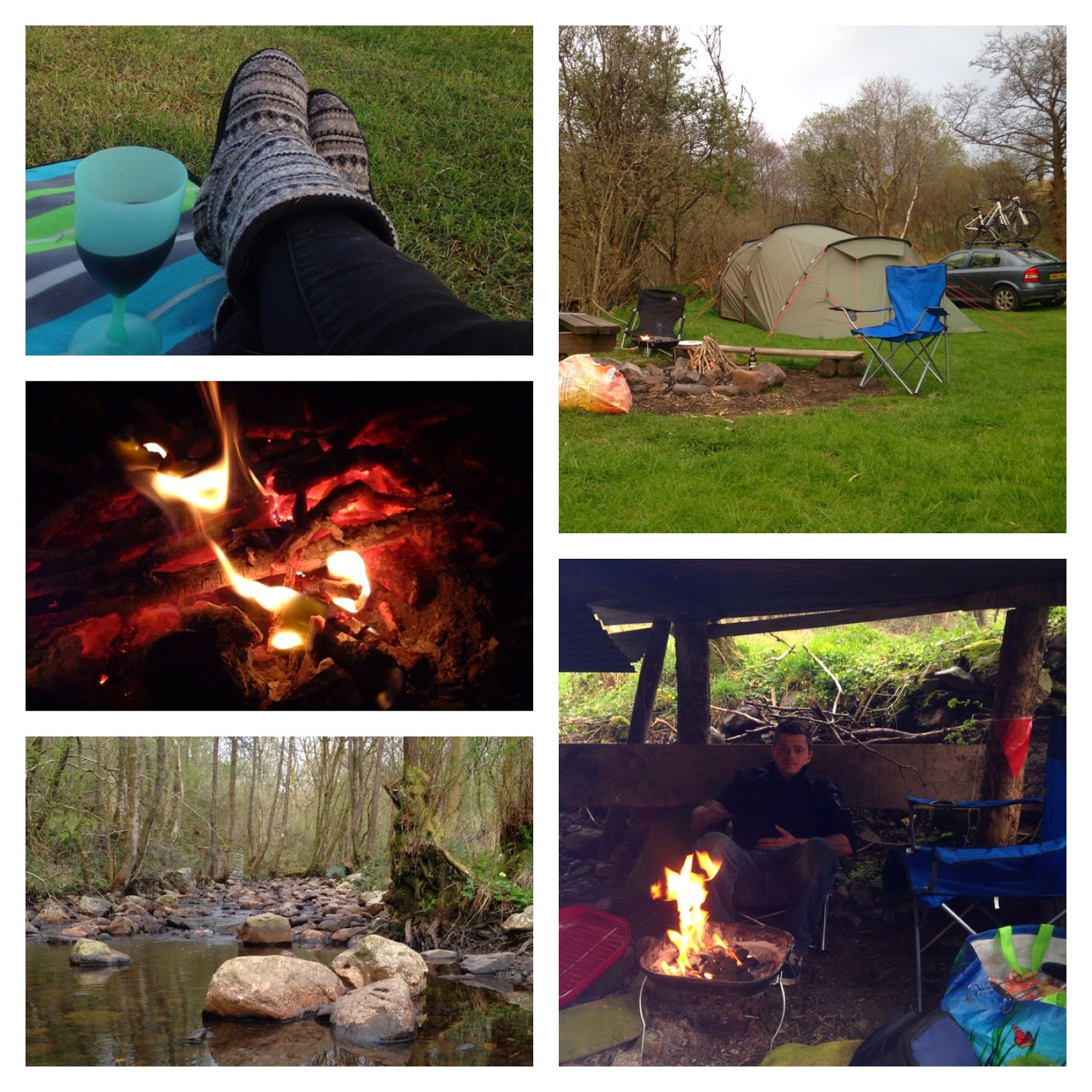 Camping South Wales Brecon Beacons