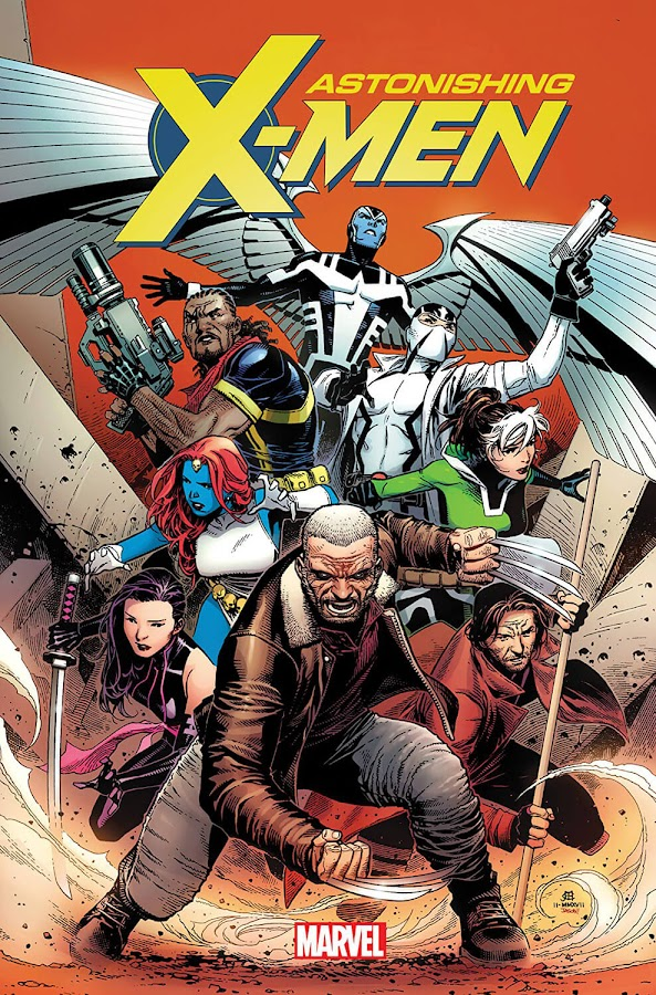 astonishing x-men marvel comics
