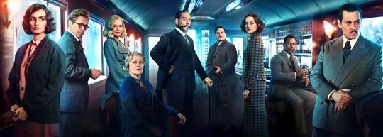 Libro vs Película. Asesinato en el Orient Express, de Agatha Christie y Kenneth Branagh - Cine de Escritor