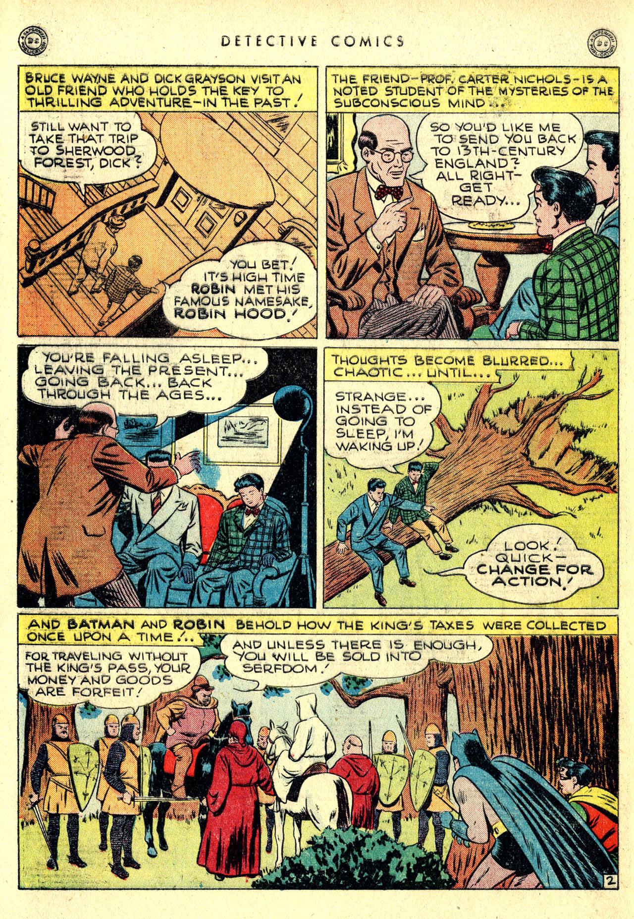 Read online Detective Comics (1937) comic -  Issue #116 - 4