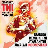 Kumpulan Gambar Untuk Memperingati HUT TNI ke-74