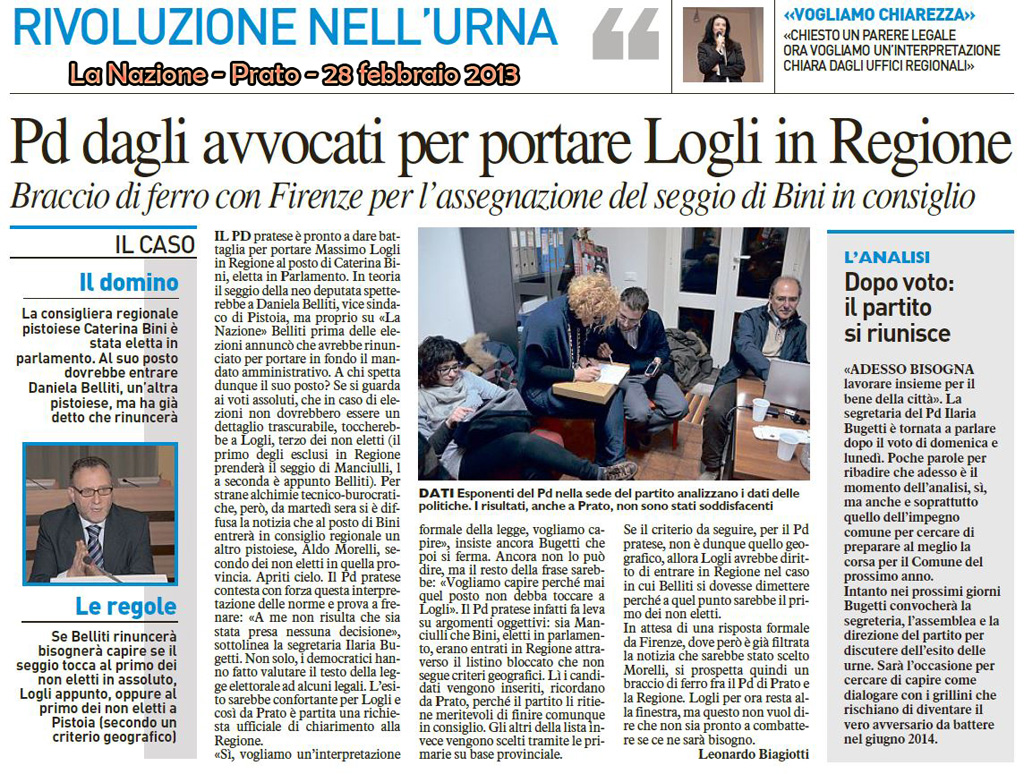 La nazione di prato necrologie tournai - Italian Guide