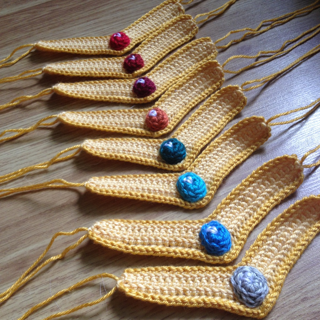 Sailor Moon Scarf Crochet Pattern