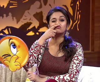 Keerthy Suresh with Cute and Lovely Expressions in No1 Yaari 1
