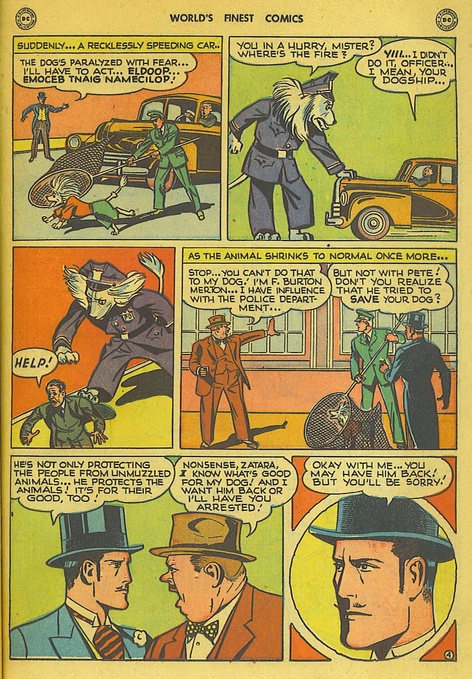 Read online World's Finest Comics comic -  Issue #34 - 57