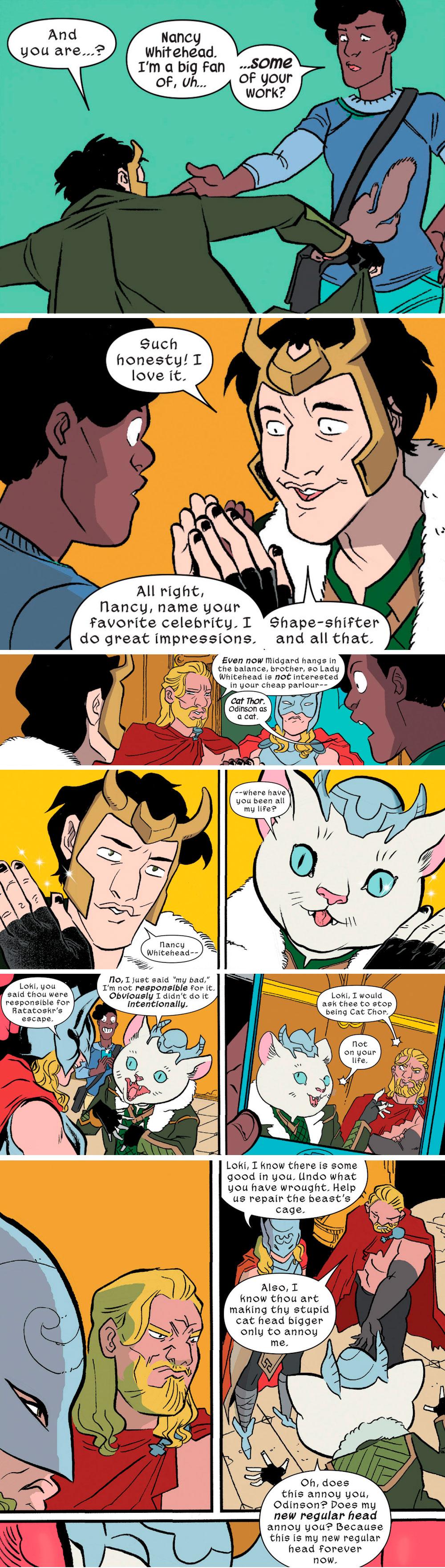 Cat Thor