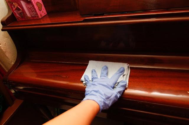 Nội thất căn hộ: Một số mẹo làm sạch và giữ mới cho nội thất cao cấp đồ gỗ