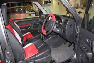 Interior Suzuki Katana