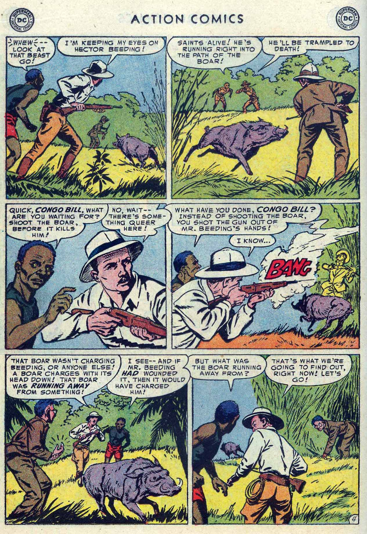 Action Comics (1938) 190 Page 19