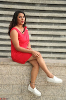 Shravya Reddy in Short Tight Red Dress Spicy Pics ~  Exclusive Pics 110.JPG