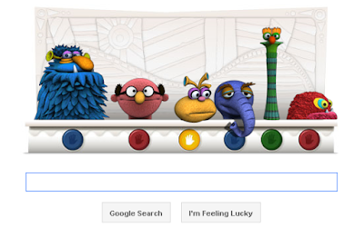google muppets doodle no animations
