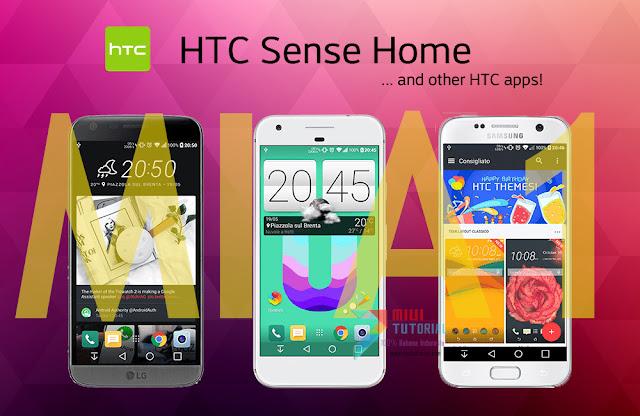 Xiaomi Mi A1 OREO Bisa Nyicip Mod HTC Sense Tanpa Root SuperSU? Hemm.. Menarik Juga: Berikut Caranya