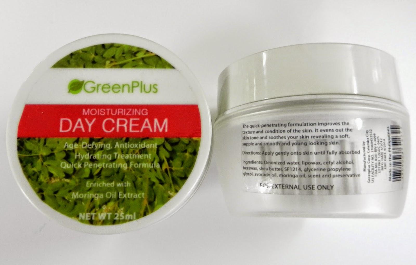 Moringa Day Cream | Internet Herbal Store