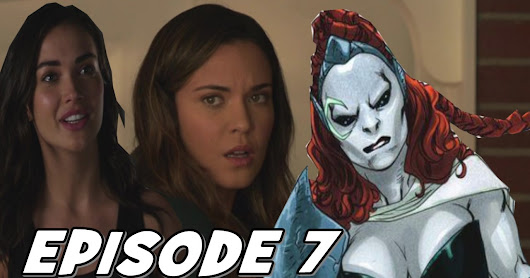 Best Episode Yet! Reign Begins! Legion of Superheroes Easter Eggs - Supergirl Season 3 Episode 7 Review!!!