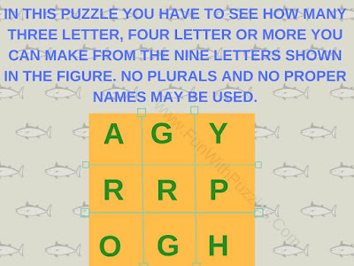 Jumble Words Puzzle Picture-4
