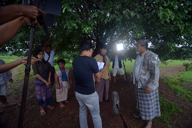 Behind The Scenes : Nga Ba Movie Album (1)