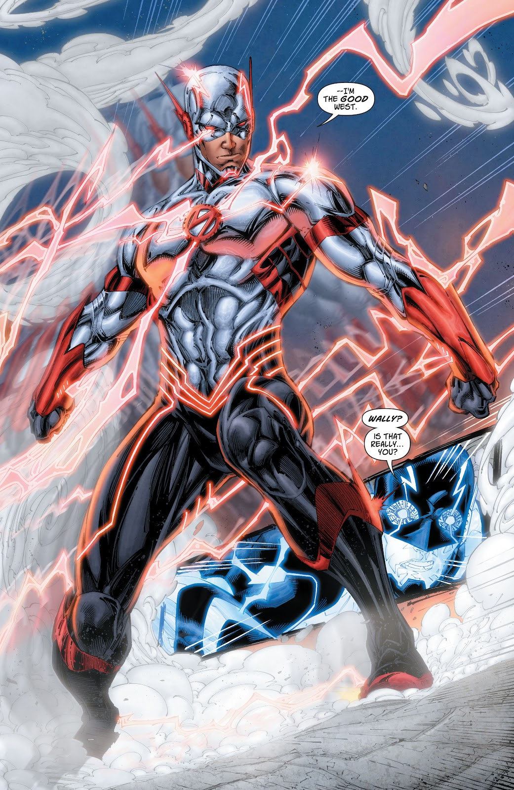 Read online The Flash (2011) comic -  Issue # _TPB 6 (Part 2) - 72