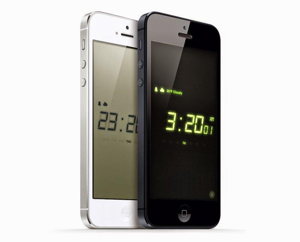 iPhone 5 Free PSD Mockup