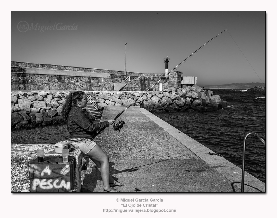 Puerto de Caión, Laracha (A Coruña)